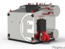 Паровой котел Е-1, 0-0, 9Г-3(Э) до 0, 9 МПа (газ, мазут)