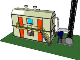 Паровые котельные установки МТКУ на биотопливе