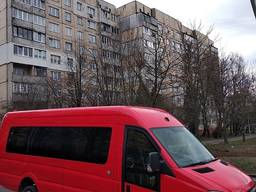 Пасажирські перевезення автобусом на 20 та 21 місце.