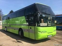 Пасажирські перевезення автобусами Львів