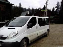 Пасажирські перевезення до Кваси, Поляниця, Ясіня, Ділове,