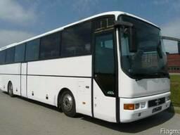 Пасажирські перевезення по Львову, Україні та Європі