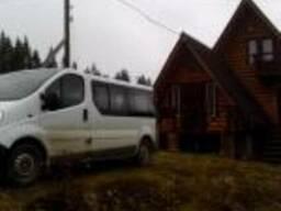 Пасажирські перевезення, трансфер до Буковеля