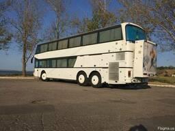 Пасажирские перевозки двухэтажным автобусом Setra