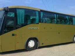 Пасажирские перевозки по Украине и заграницу.