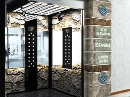 Пассажирские лифты Люкс