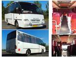 Пассажирские перевозки 8, 10, 18, 26 ,28 ,30 ,43, 53 мест - фото 2