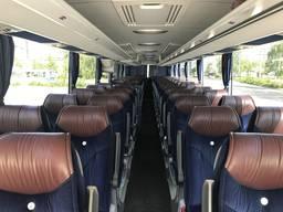 Пассажирские перевозки 8-56 мест по Европе и Украине.