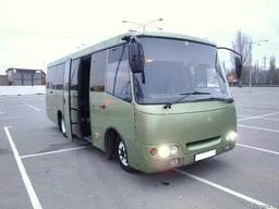 Пассажирские перевозки Днепропетровск - фото 5