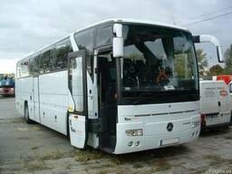 Пассажирские перевозки в Европу