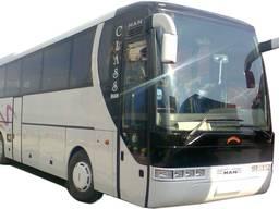 Пассажирские перевозки на автобусах на 49-51 чел.