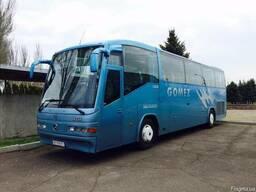 Пассажирские перевозки по Днепропетровску, Украине и СНГ