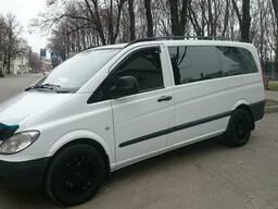 Пассажирские перевозки по Харьков и Украине на м/а Mercedes