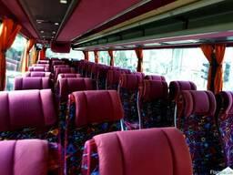 Пассажирские перевозки по Украине комфортабельными автобусам - фото 3