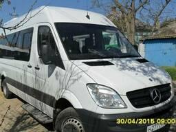 Пассажирские перевозки, трансфер, переправа Керчь Крым