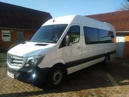 Пассажирские перевозки, трансфер, заказ микроавтобуса