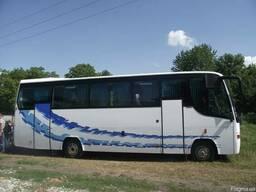 Пассажирские первозки Черновцы 35 мест
