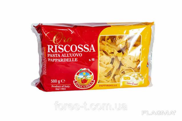 Паста Таглиотелли Riscossa