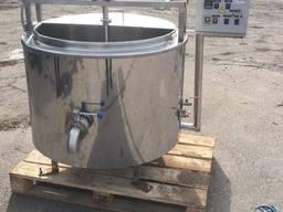 Пастеризатор молока 200 литров