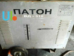 Выпрямитель сварочный дуговой Патон ВД-310