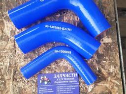 Патрубки радиатора МТЗ-80 термостата (3шт. ) силикон
