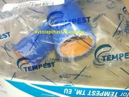Патрубки радиатора Ваз 2110 16кл. (к-т 4шт. силикон) производство Tempest