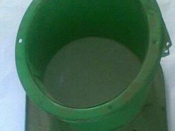 Патрубок выгрузного шнека комбайна Нива 54-6-3-2-1Б