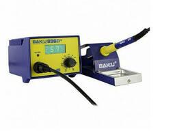 Паяльная станция Bakku BK-936D+, цифровая индикация, паяльник с блоком регулировки, Box. ..
