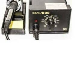 Паяльная станция Bakku BK936, паяльник с блоком регулировки (263*215*118) 1, 5 кг