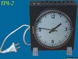 ПЧ-2 часы настольные процедурные с электрическим звуковым с
