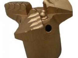 PDC буровое долото, долото алмазное буровое 94 мм