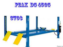 PEAK DG 540 - подъемник электрогидравлический под развал-схо