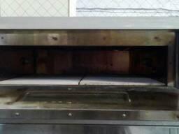 Печь для пиццы б. у, на один уровень.