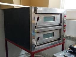 Печь для пиццы (пицца-печь) большая Moretti Forni Duo 65. 105