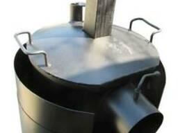 Печь для теплицы длительного горения 20 кВт и др. помещений
