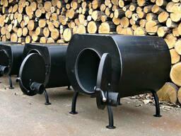 Печь дровяная ( буржуйка ) 40, 55, 60, 100 Вт