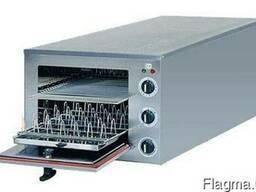 Печь-Коптильня Helia Smoker 48 для горячего и холодного копч