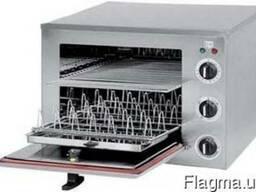 Печь-Коптильня Helia Smoker24 для горячего и холодного копч.