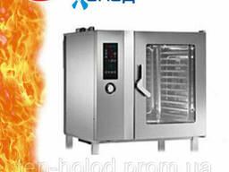 Печь пароконвекционная Angelo Po FX122E3T (БН)