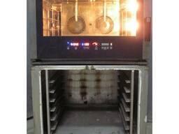Печь пароконвекционная кондитерская Unox XBC404 с расстойкой