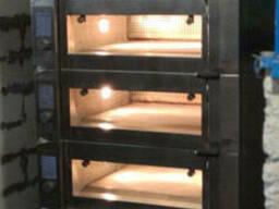 Печь подовая с расстоечным шкафом Wiesheu EBO 1-64 R IS. ..