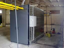 Печь полимеризации (камеру термообработки).