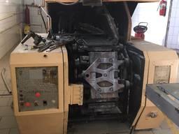Печь туннельная для производства вафельных листов
