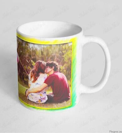 Печать фото на чашках