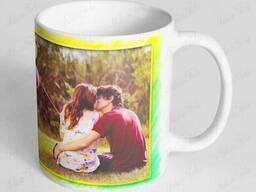 Печать фото на чашках - фото 1