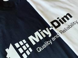 Печать на футболках Киев, опт