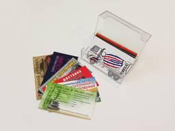 Печать визиток, визитки личные, раздаточные