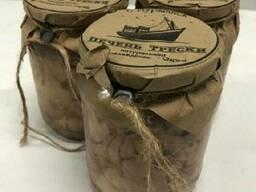 Печень трески натуральная из охлажденного сырья 720 грамм