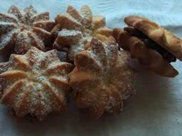 Печенье со сгущенным молоком