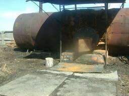 Печи для производства древесного угля